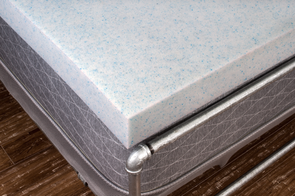 4lb Gel Memory Foam Topper